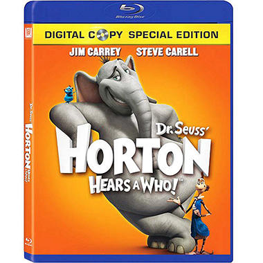 Horton Hears a Who! - Blu-Ray