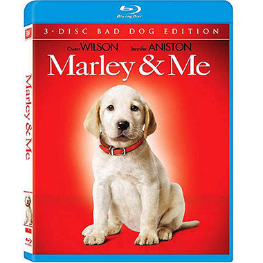 Marley And Me (Blu-Ray) - WS