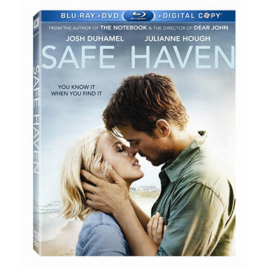 Safe Haven (Blu-ray + DVD + Digital Copy) (Widescreen)