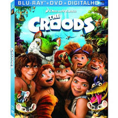 The Croods (Blu-ray + DVD + Digital Copy + UltraViolet) (Widescreen)