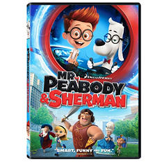 Mr. Peabody & Sherman [DVD]
