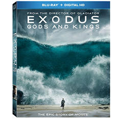 Exodus Gods And Kings [BLU-RAY + DIGITAL HD]