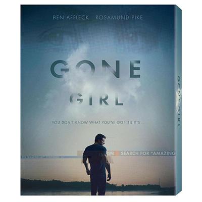 Gone Girl [Blu-ray + Digital HD]