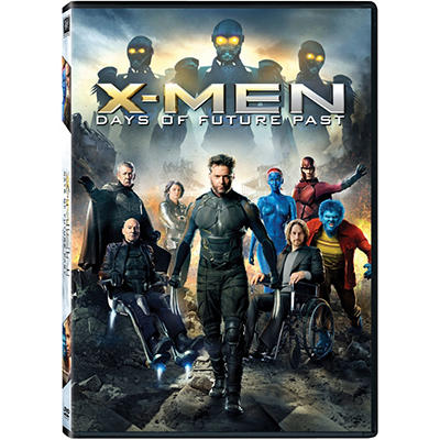 X-Men: Days of Future Past [Blu-ray + Digital HD]