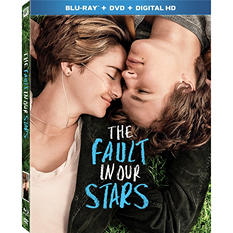 The Fault In Our Stars Blu-ray Combo Pack (Blu-ray + DVD + Digital HD)