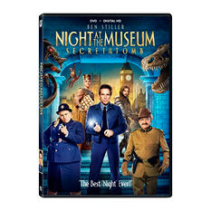 Night At The Museum: Secret of The Tomb [DVD + Digital HD]