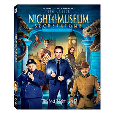 Night At The Museum: Secret of The Tomb Combo Pack [Blu-ray + DVD + Digital HD]