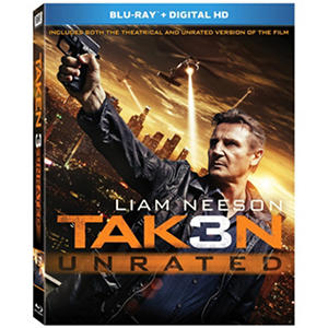 Taken 3 [Blu-Ray+ Digital HD]