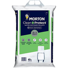 Morton Rust Remover Water Softening Pellets (40 lbs.)