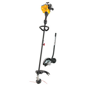 Poulan Pro 28cc Two-Cycle Gas Trimmer/Edger Combo