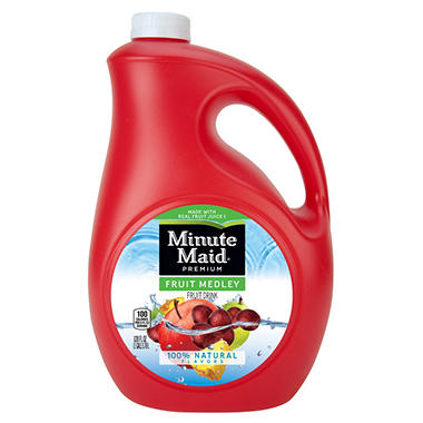 Minute Maid Fruit Medley Fruit Drink - 1 gal.