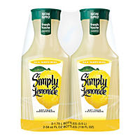 Simply Lemonade Twin Pack