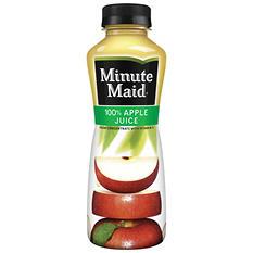 Minute Maid 100% Juice - 15.2 oz./24 pk.