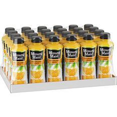Minute Maid 100% Juice - 15.2 o.z/24 pk.