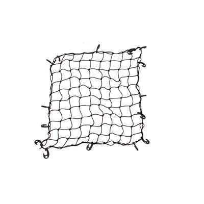 Universal Car Storage Rooftop Cargo Netting with Reinforced Hooks