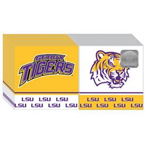 LSU Tigers Napkins - 3 ply - 150 ct.
