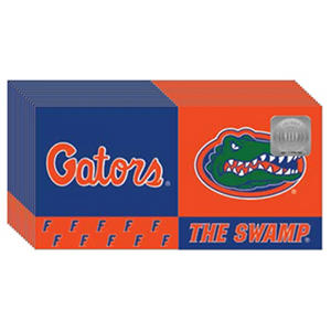 Florida Gators Napkins - 3 ply - 150 ct.