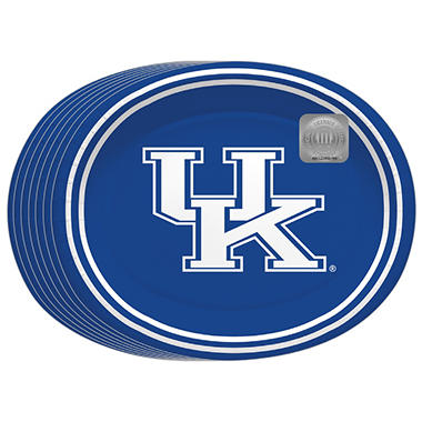 Kentucky Wildcats Oval Platters - 10