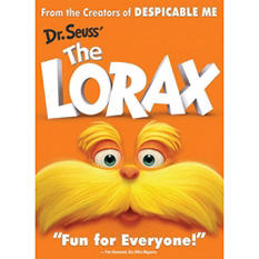 Dr. Seuss' The Lorax (DVD)(Anamorphic Widescreen)