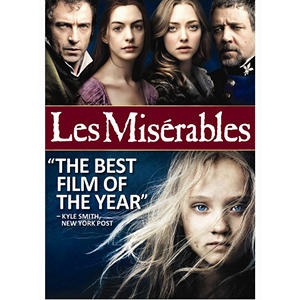 Les Miserables (2012) (DVD) (Anamorphic Widescreen)