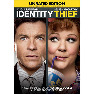 Identity Thief (Unrated) (DVD) (Widescreen)