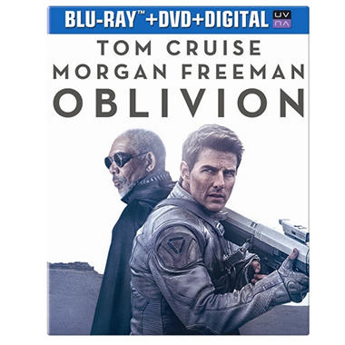 Oblivion (Blu-ray + DVD + Digital Copy + UltraViolet) (Widescreen)