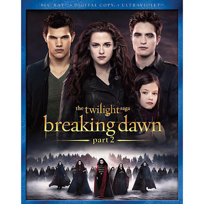 The Twilight Saga: Breaking Dawn - Part Two (Blu-ray + Digital Copy + UltraViolet) (Widescreen)