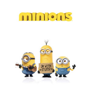 Minons Movie - Various Formats (Release Date 12-8-15)