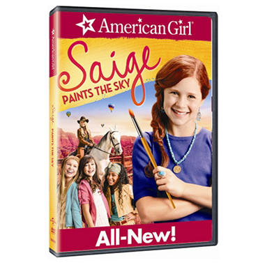 American Girl: Saige Paints The Sky (DVD) (Anamorphic Widescreen)