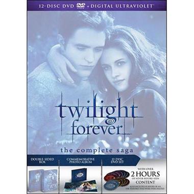 TWILIGHT FOREVER STREET DATE 11/05/13