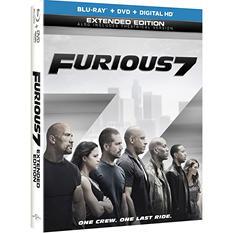 Furious 7 - Various Formats