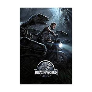 Jurassic World - Various Formats