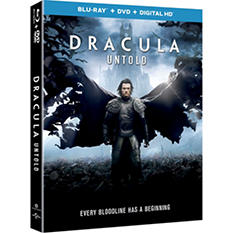 Dracula Untold [Blu-ray + DVD + Digital HD]