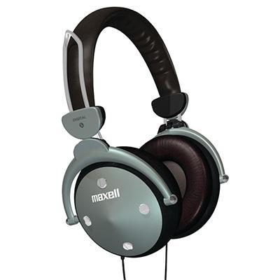 Maxwell Full-Cup Folding Digital Headphones