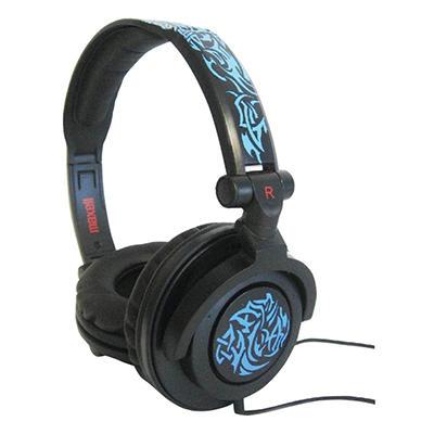 Maxell AMPlified Heavy Bass Headphones