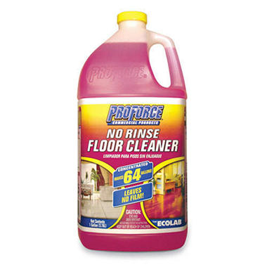 ProForce® No Rinse Floor Cleaner - 1 gal.