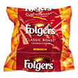 Folgers - Classic Roast Ground Coffee Filter Packs, 0.9 oz - 160 ct.