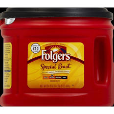 Folgers Special Roast Medium Ground Coffee (24.2 oz. canister)