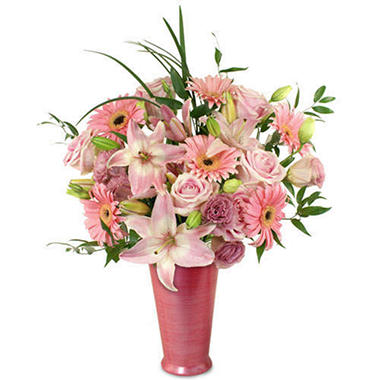 Pink Splendor Bouquet