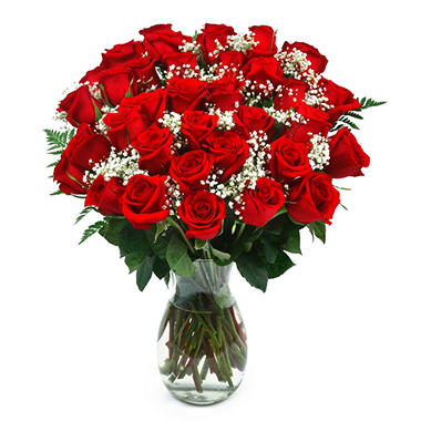Rose Bouquet - Red (3 dozen)