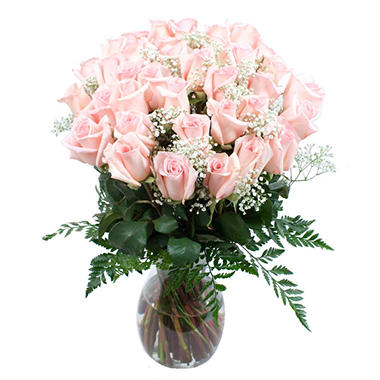 Rose Bouquet - Pink (3 Dozen)