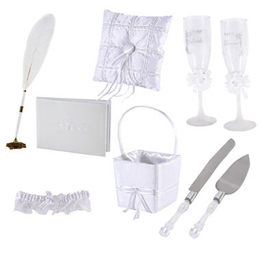 Wedding Kit - 10 pc.