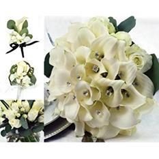 Platinum Wedding Collection - Endless Love - 17 pc.