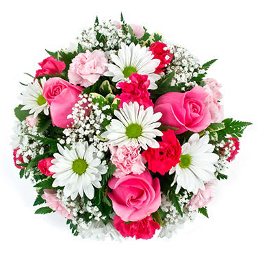 """""""Love is in the Air"""" Valentines Bouquet"""