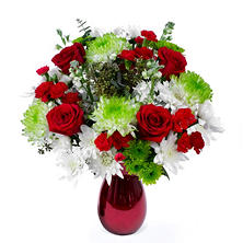 Christmas Delight Holiday Bouquet