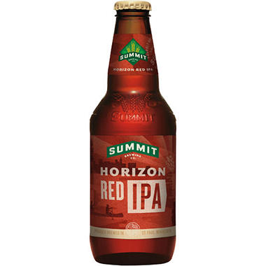 SUMMIT HORIZON RED 12 / 12 OZ BOTTLES