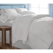 AAFA-Certified White Duck Down Comforter (Various Sizes)