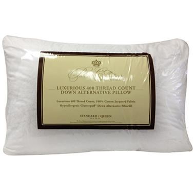 Down Alternative Pillow - 2 pk.