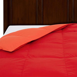 Waverly Reversible Peachy Down Comforter - Various Sizes & Colors