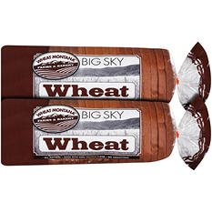 Wheat Montana Big Sky Wheat Bread - 24 oz. - 2 pk.